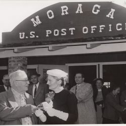 Moraga Post office