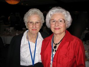 Else and Mary Photo