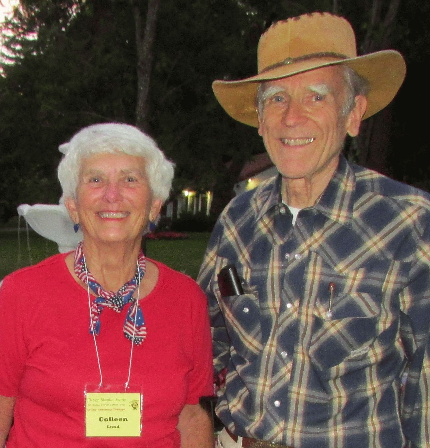 Bill and Colleen Lund